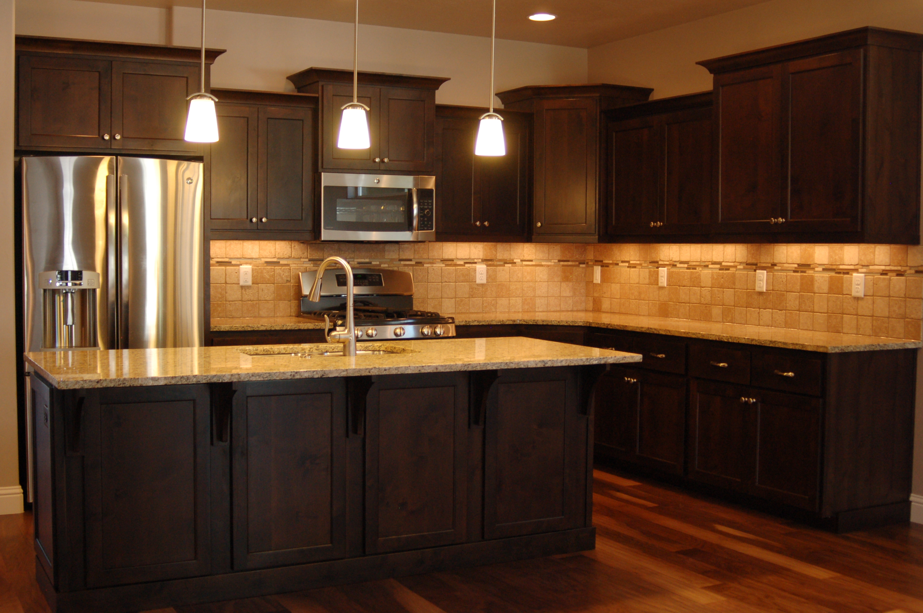 how to stain your kitchen cabinets foothills cabinet company boise idaho kitchen cabinets 8914