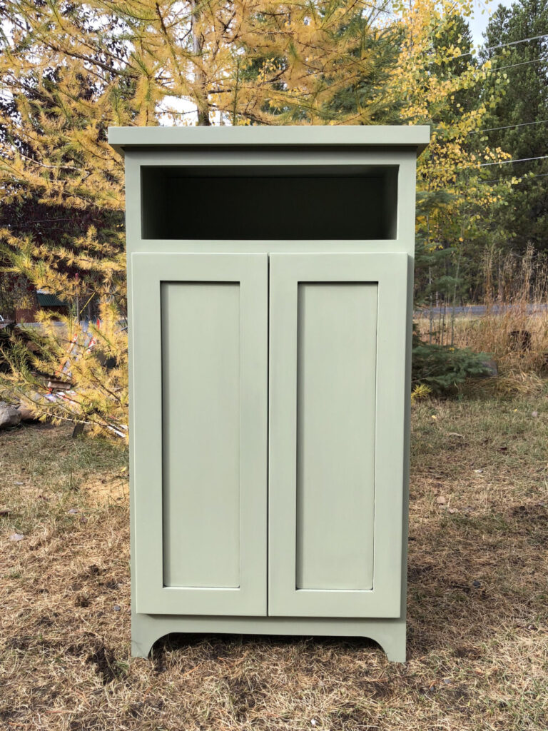 Custom Furniture TV Stand